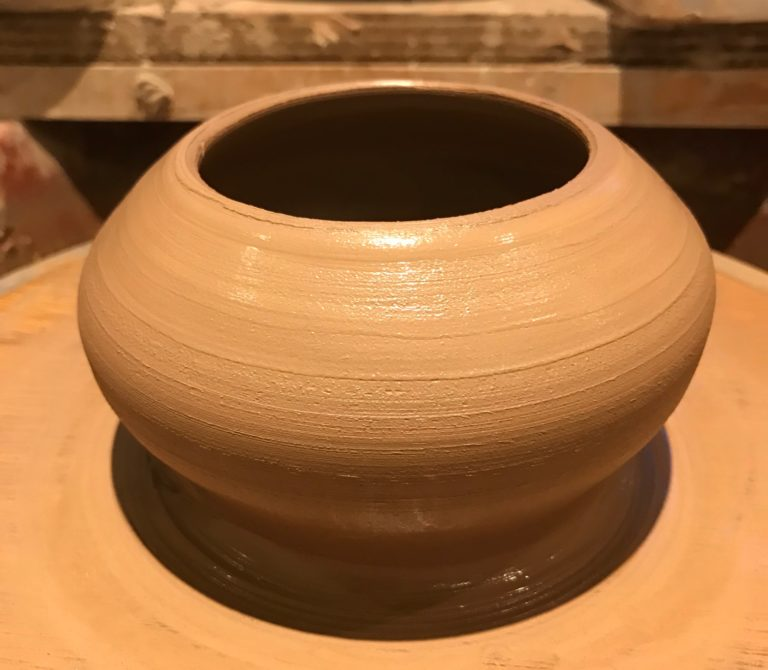 Day 45: 100 Pots in 100 Days