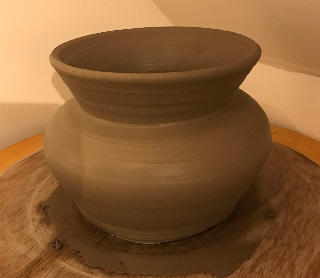 Day 43: 100 Pots in 100 Days