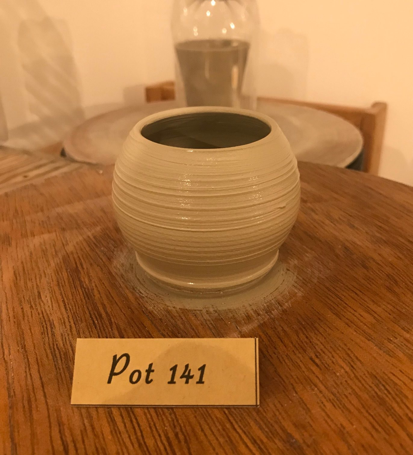 Day 91: 100 Pots in 100 Days